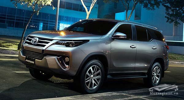 Toyota Fortuner 2.8G 4*4 AT