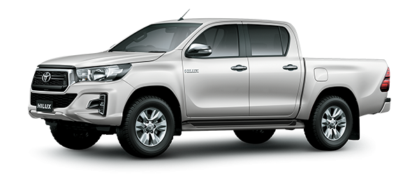 Toyota Hilux 2.4G 4*2 AT