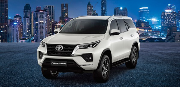 Toyota Fortuner 2.4G 4*2 AT