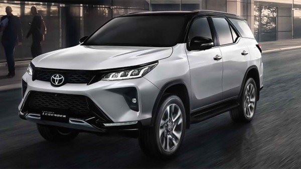 Toyota Fortuner Legender 2.8AT 4*4
